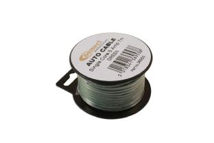 Connect 36953 Mini Reel Automotive Cable 5 Amp Green 7m